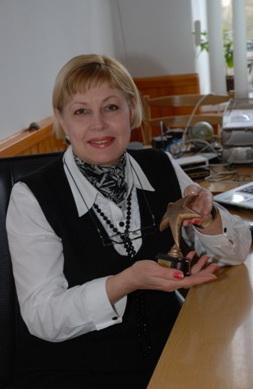 Директор 7 школи Тернополя Константинова Світлана Миколаївна